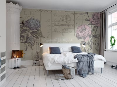 Wall Mural R12641 Floréal image 1 by Rebel Walls