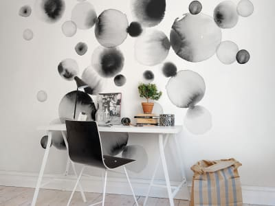 Mural de pared R50304 Celestial Ink imagen 1 por Rebel Walls