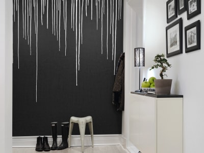 Mural de pared R13401 Colour Rain imagen 1 por Rebel Walls