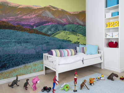 Mural de pared R13451 Adventure imagen 1 por Rebel Walls