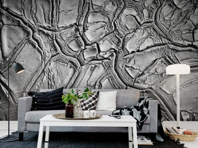 Wall Mural R13651 Dried Clay image 1 by Rebel Walls