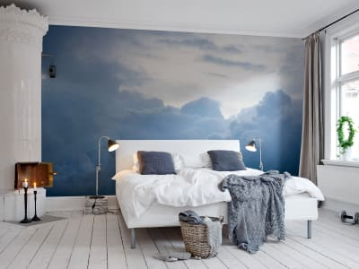 Fototapet R13681 Above The Clouds billede 1 af Rebel Walls