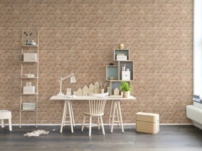 Murale R13931 Birch Bark Braids ​​immagine 1 di Rebel Walls