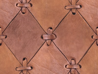Wall Mural R14121 Leather Rhombs image 1 by Rebel Walls