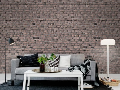 ミューラル壁紙 R10964 Brick Wall, old style 画像 1 by Rebel Walls