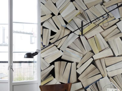 Tapet R11511 Books bilde 1 av Rebel Walls