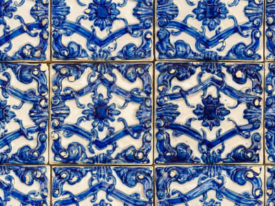 Fototapet R14865 Artisan Tiles imagine 1 de Rebel Walls