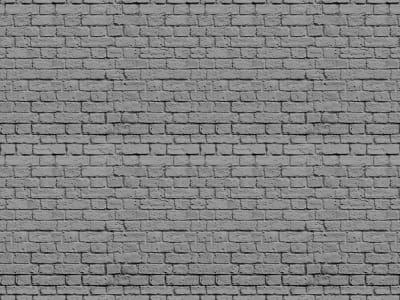 Mural de pared R14872 Soft Bricks, Grey imagen 1 por Rebel Walls