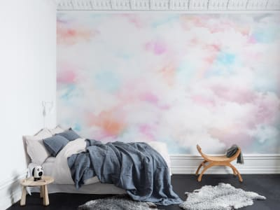 Kuvatapetti R15411 Coral Clouds kuva 1 Rebel Wallsilta