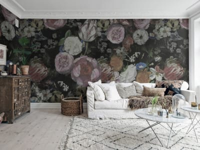 Mural de pared R15391 Blooming imagen 1 por Rebel Walls