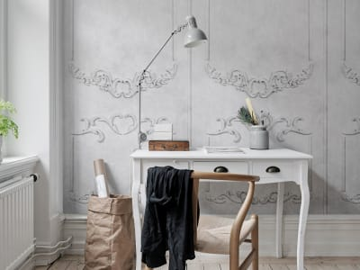 Mural de pared R15461 NOBLE FLAIR imagen 1 por Rebel Walls