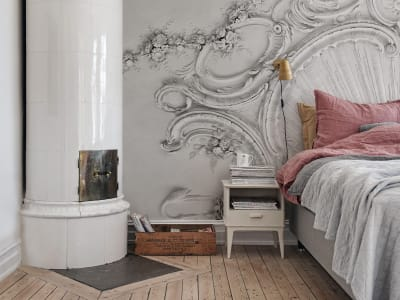 Murale R15481 STUCCO GLORIA ​​immagine 1 di Rebel Walls