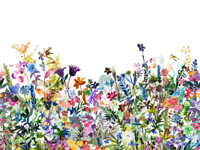 Tapete R14531 May Meadow Bild 1 von Rebel Walls