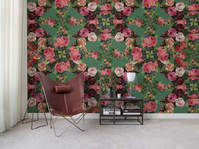 Tapet R15711 Floral Frida, Garden bilde 1 av Rebel Walls