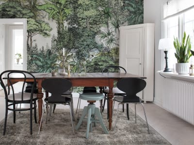 Wall Mural R14703 Secret Garden, Lush image 1 by Rebel Walls