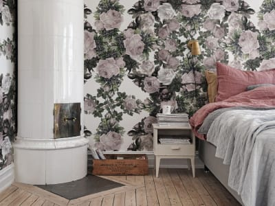 Wall Mural R15713 Floral Frida, Vintage image 1 by Rebel Walls