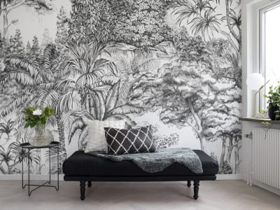 Wall Mural R14704 Secret Garden image 1 by Rebel Walls