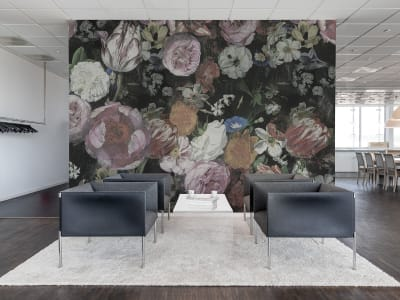 Wall Mural R15391 Blooming image 1 by Rebel Walls