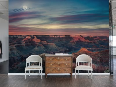 Mural de pared R11911 Grand Canyon imagen 1 por Rebel Walls