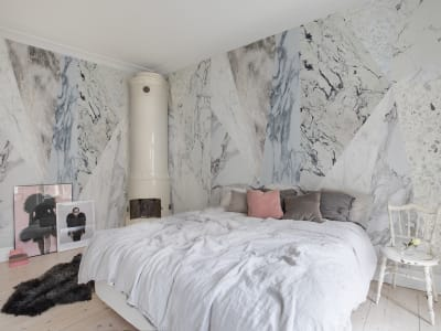 Tapet R13426 Big Diamond, Marble bilde 1 av Rebel Walls