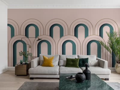 Wall Mural R16101 Arch Deco image 1 by Rebel Walls