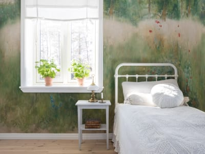 Tapet R16571 Midsommar bilde 1 av Rebel Walls