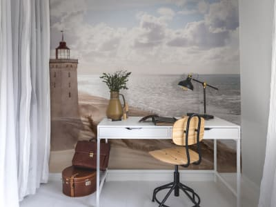 Mural de pared R16311 Lighthouse imagen 1 por Rebel Walls