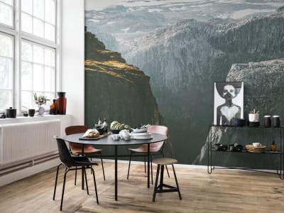 Murale R16451 Mount Giant ​​immagine 1 di Rebel Walls