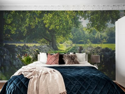 Wall Mural R16651 Early Summer image 1 by Rebel Walls