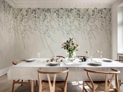 Dining Room Wall Murals Rebel Walls, Dining Room Murals Pictures