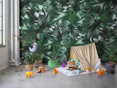 Wall Mural R13042 Welcome to the Jungle, Authentic image 1 by Rebel Walls