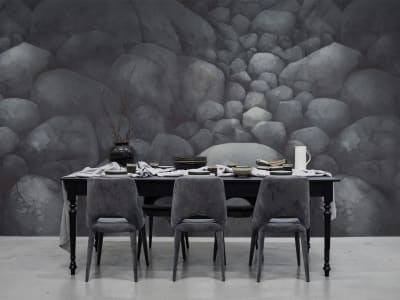 Wall Mural R17061 Stillness image 1 by Rebel Walls