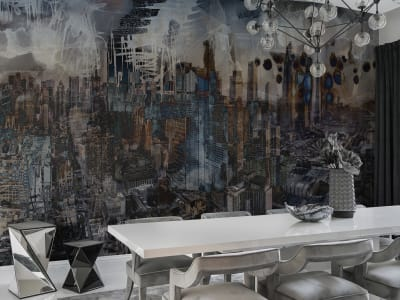 Wall Mural R17261 Dystopia image 1 by Rebel Walls
