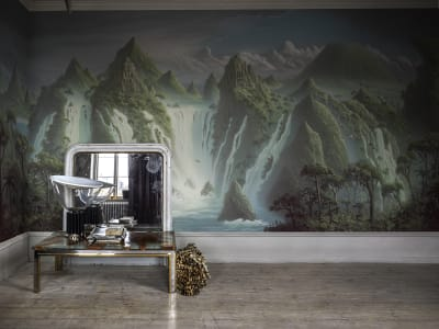 Mural de pared R17351 Fantasy World imagen 1 por Rebel Walls
