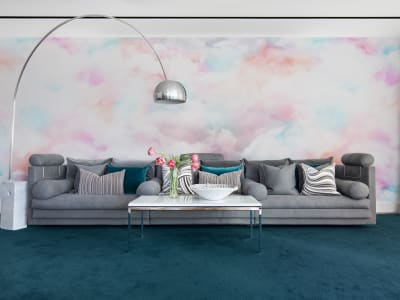 Tapete R15411 Coral Clouds Bild 1 von Rebel Walls