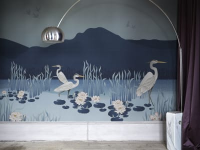 Murale R17361 Hokkaido immagine 1 di Rebel Walls