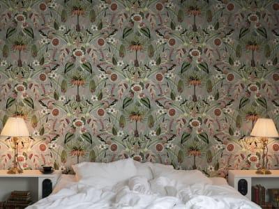 Tapete R17542 Arlon, Green Bild 1 von Rebel Walls