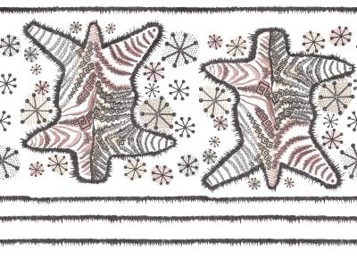 Tapet R17951 Zebra Skin, Pastel bild 1 från Rebel Walls