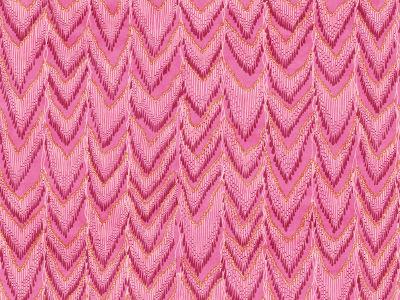Tapete R17941 Fringed Follies, Hot Pink Bild 1 von Rebel Walls