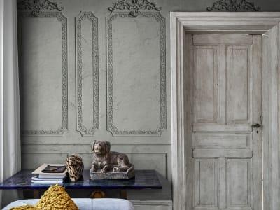 ミューラル壁紙 R17912 Amboise, Sage 画像 1 by Rebel Walls