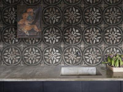 Murale R17784 Ravenna, Charcoal immagine 1 di Rebel Walls