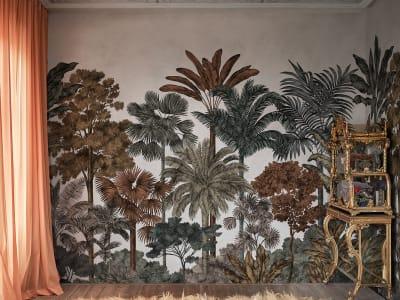 Tapete R17591 Tropical Bellewood Bild 1 von Rebel Walls