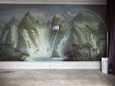 Fototapet R17351 Fantasy World billede 1 af Rebel Walls