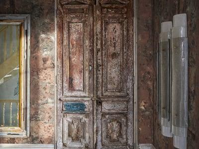 Wall Mural R17761 Berlin, Rust image 1 by Rebel Walls
