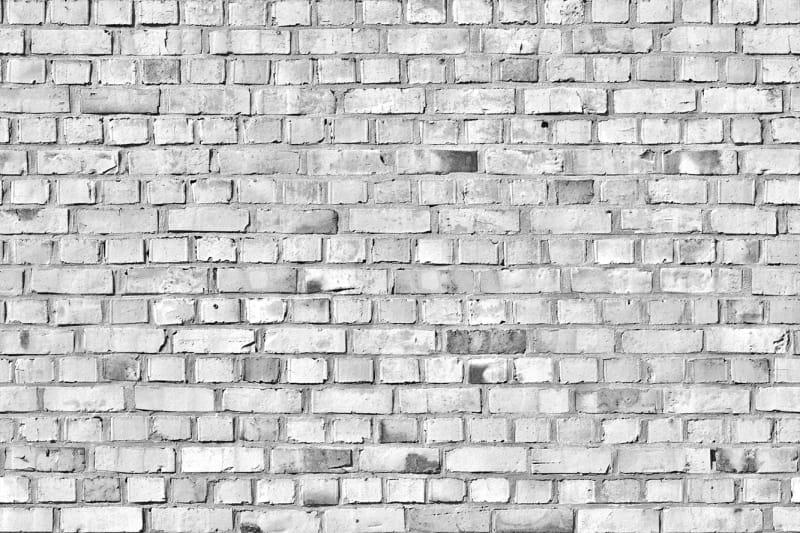 Brick Wall White R10963 Rebel Walls