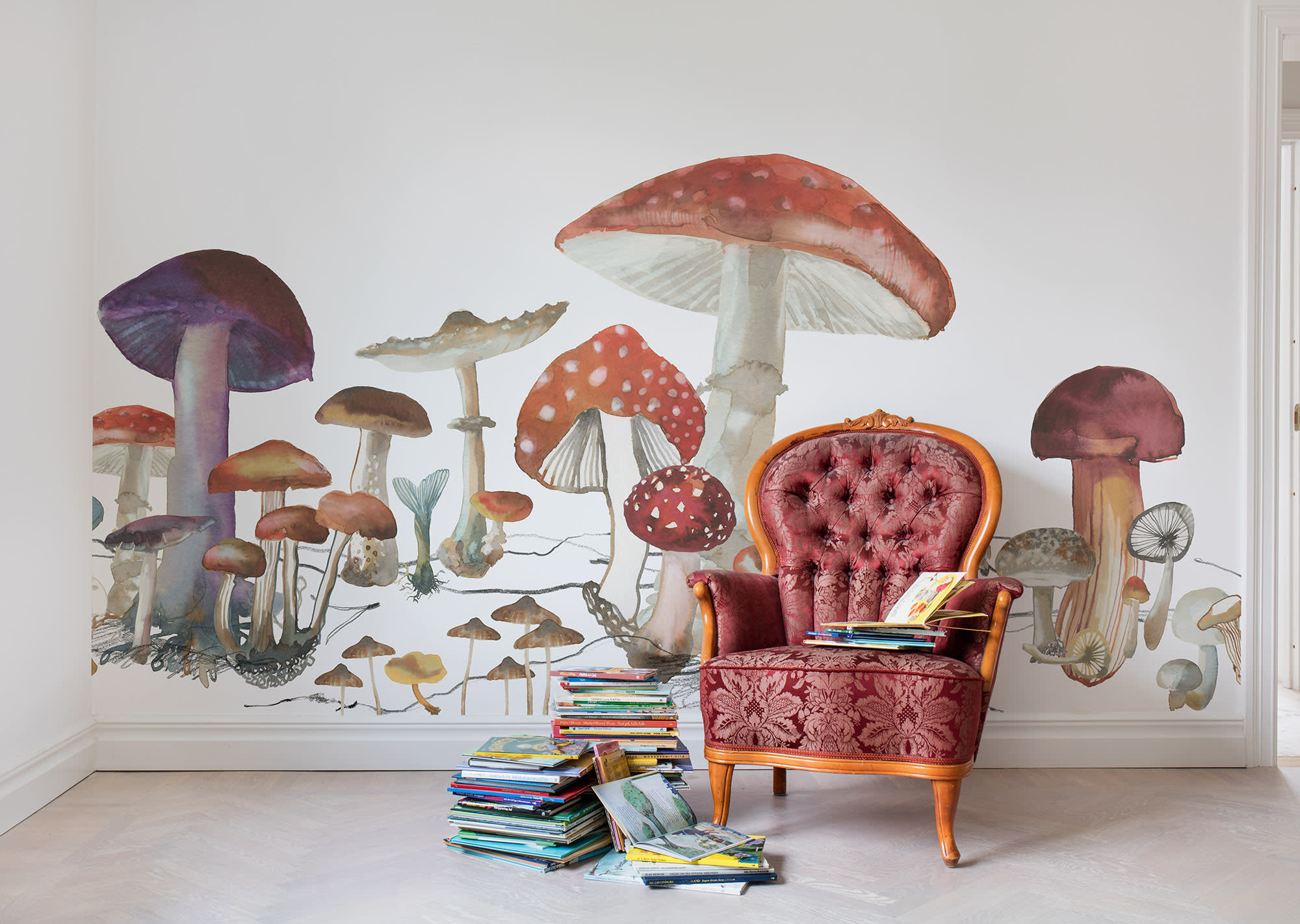 Bring storybook magic into your home
