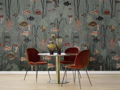 Décor Mural R17141 Aquatic Life, Oxygen image 1 par Rebel Walls