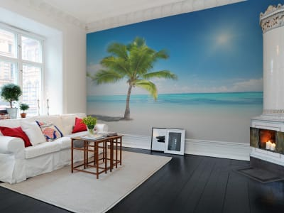 Wall Mural R10391 Paradise image 1 by Rebel Walls