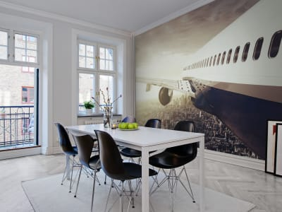 Mural de pared R10471 Aircraft imagen 1 por Rebel Walls