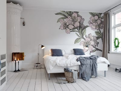 Wall Mural R12651 Springtime image 1 by Rebel Walls